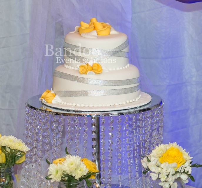 wedding cake storage two tier wedding cake 25736